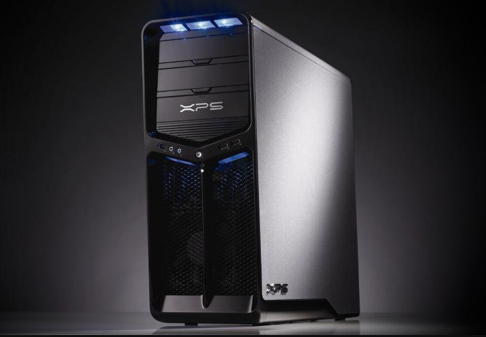 Dell XPS730x(初期i7マシン)のカードリーダーを復活させる為、ドライバ更新